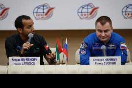 Emirati astronaut Hazza Al Mansouri set for hero's return on Saturday