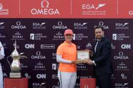 Angel Yin WINS THE OMEGA DUBAI LADIES CLASSIC 2017