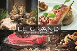 Chefs Highlights Le Grand Brunch by Sofitel JBR