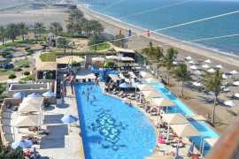 Millennium Resort Mussanah's 'platinum all-inclusive package'