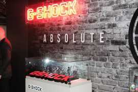 Casio celebrates G-SHOCK 35 years anniversary in Dubai