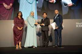 RetailME recognizes 100 most powerful Icons of US$1 trillion retail industry in the Middle East