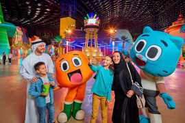 Celebrate Eid Al Fitr indoors at IMG Worlds of Adventure