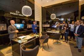 Jaquet Droz unveils its 2019 novelties at Dubai Mall