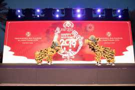 Mohammed Bin Rashid Al Maktoum City, District One Celebrates the Chinese New Year in Style