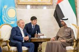 Рабочий визит Президента Казахстана в ОАЭ