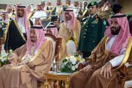Hail celebrates King Salman's visit in Al Magawat