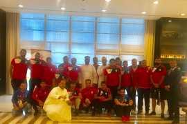 Copthorne Kuwait City Hotel hosts teams of Asian Men's Club League Handball Championship