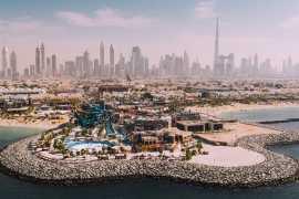 Российские туристы прибывают в Дубай после открытия границ
