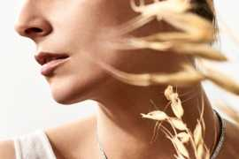 Chanel's golden wheat charms…
