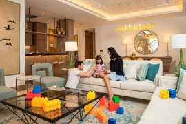 Stay and Splash with Al Jaddaf Rotana Suite Hotel this Summer