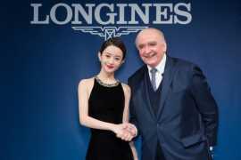 Longines  celebrates its 185th Anniversary in Beijing