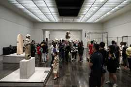 Over 10,000 guests visit Louvre Abu Dhabi on International Museum Day