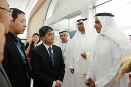 Saif bin Zayed launches 27th Abu Dhabi International Book Fair running upto 2nd May