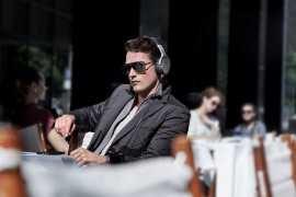 Porsche Design and KEF Introduce Space One Wireless, Motion One Black and Gravity One Black