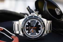 50 Years Of Tudor Chronographs