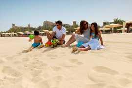 Выбираем отели Jumeirah для семейного отдыха с детьми