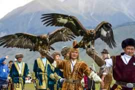 The history of the World Nomad Games
