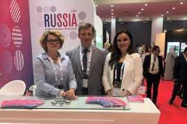 Дебют российских брендов на Beautyworld Middle East 2018