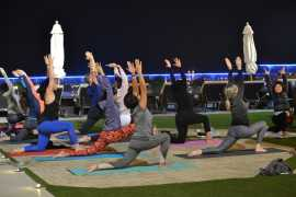 Millennium Plaza Dubai introduces yoga classes