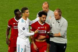 Mohamed Salah: I'm a fighter and confident I'll recover from injury in time for World Cup