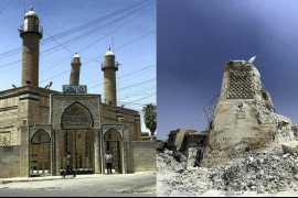 UAE funds rebuilding of Mosul's Al Nuri Mosque and historic minaret
