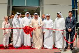 A.A. Al Moosa Enterprises opens state-of-the-art laundry facility