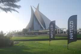 Natuzzi Italia sponsors Emirates Golf Club summer tournament