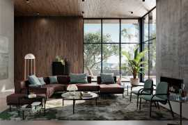 Natuzzi Italia at the 2019 Salone del Mobile