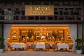 Ferragamo Il Borro Tuscan Bistro in Dubai
