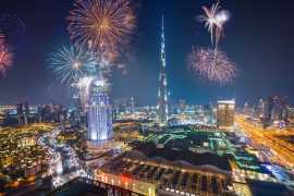 RTA announces street closures for New Year's Eve in Dubai