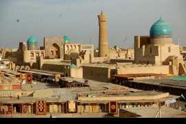Welcome to Bukhara