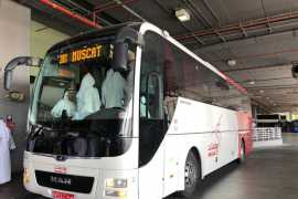 RTA launches daily bus service to Muscat from Dubai