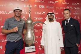 Methodical Bryson DeChambeau dismantles Majlis Course to win Omega Dubai Desert Classic