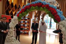 В Дубае открылся Торговый Дом Азербайджана