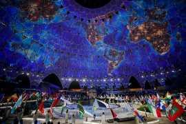 Expo 2020 Dubai kicks off with dazzling opening ceremony