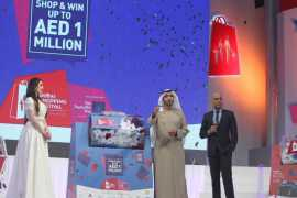 Life-changing prizes worth AED2bn won at DSF over two decades