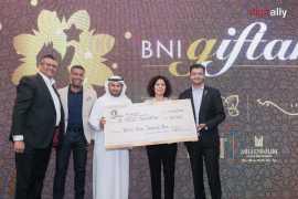 BNI UAE partners with Millennium Hotels & Resorts MEA to raise funds for Al Jalila Foundation's basma Campaign