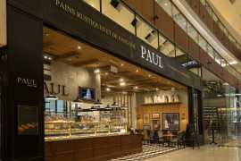 PAUL, the haven of Parisian flavors, reopens at Dubai Mall