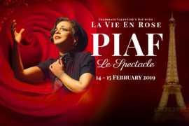 Edith Piaf音乐剧来到迪拜歌剧院