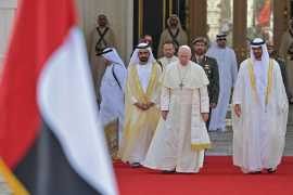 Исторический визит Папы Франциска в ОАЭ