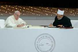 Pope Francis welcomes new UAE committee to promote tolerance and cooperation