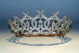 Portland Tiara theft: Diamond crown described as 'national treasure' stolen