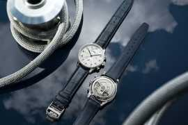 The icon continues to evolve: IWC Schaffhausen adds attractive new models to the PORTUGIESER family
