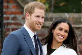 Prince Harry and Meghan Markle welcome royal baby boy