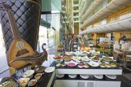 The Meydan Hotel offers an array of cuisines at Meydan Ramadan Tent
