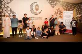 Bab Al Qasr Hotel & Residences hosts Iftar for orphaned children