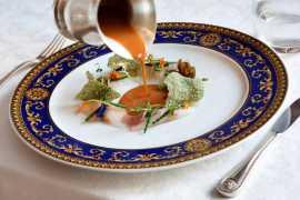 Дворцовая кухня Versace