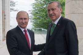 """Russia and Turkey would establish a """"demilitarized zone"""" to separate rebels from Syrian government troops and head off an all-out battle"""