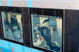 Mohammed bin Rashid launches official operations of Route 2020 Project